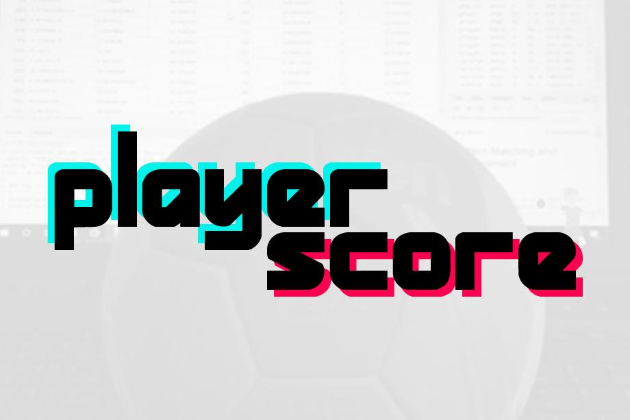 Objektive Spielerbewertung – Eine Möglichkeit: Der PlayerScore