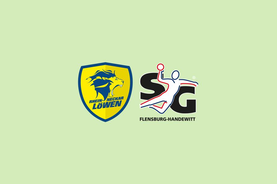Das Spiel der Läufe: Rhein-Neckar Löwen gegen SG Flensburg-Handewitt