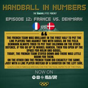 Episode 12: Nicolej Krickau on the Gold Medal Game between France and Denmark