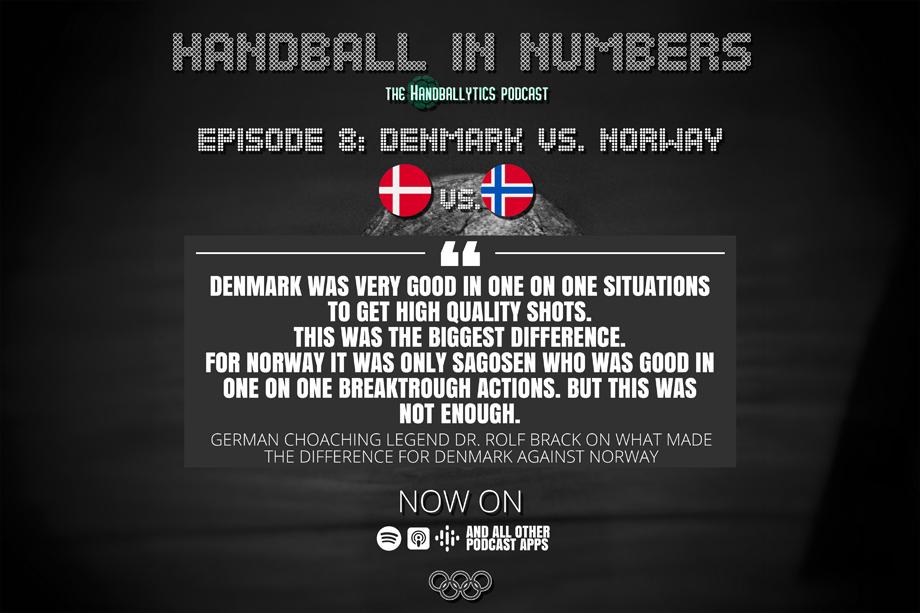 Episode 8: Dr. Rolf Brack on Denmark vs. Norway