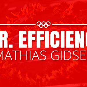 Mr. Efficiency: Mathias Gidsel